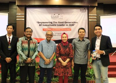 The 4th StudentsxCEOs Summit 2015