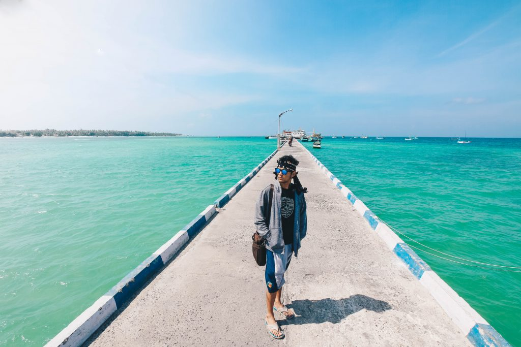 Foto Dermaga Pulau Masalembu