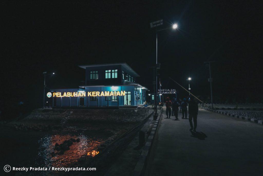 Pelabuhan Pulau Keramaian
