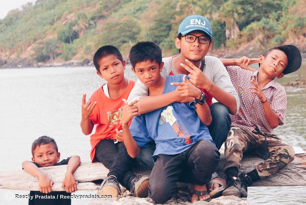 Foto Berama Anak-anak Maradapan