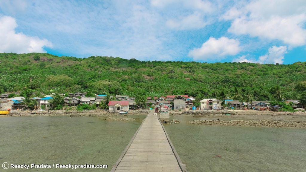 Dernaga pulau Maradapan