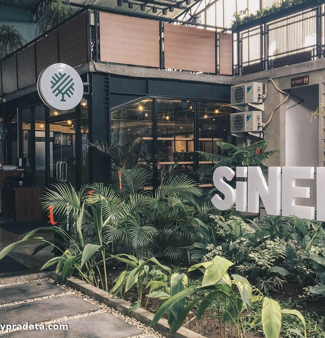Review – Sinergi Coworking Space Coffee Jogja