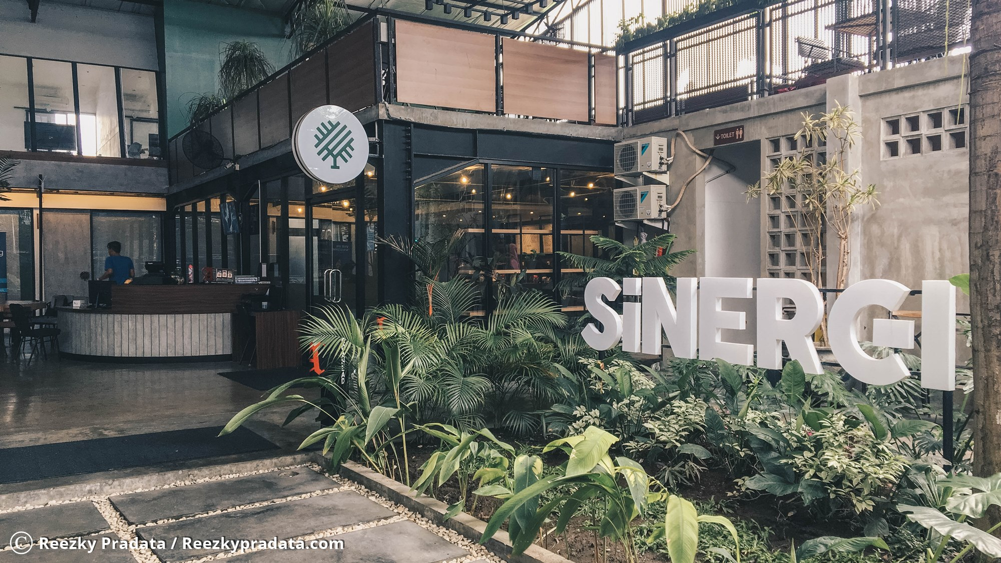 Review – Sinergi Coworking Space Coffee Jogja