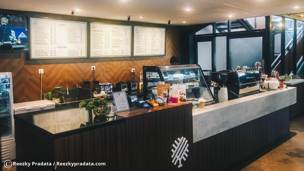 Barista Bar Sinergi Coffee