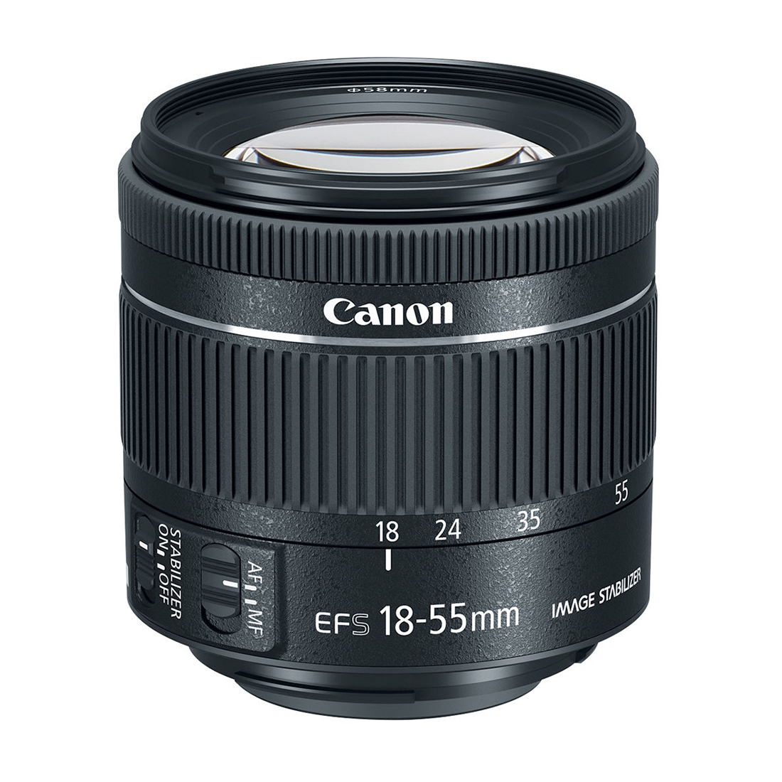 Canon 18 - 55 mm