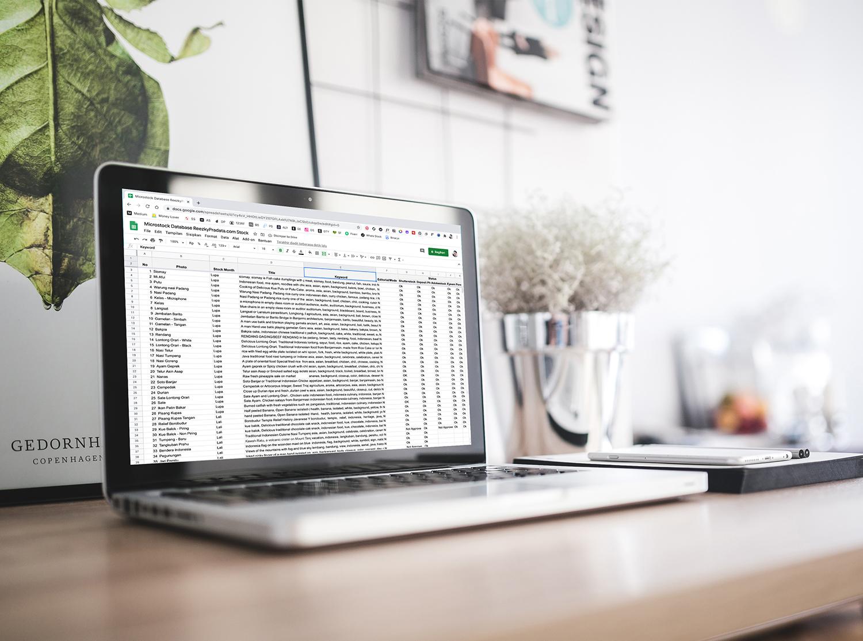 Microstock Database Library